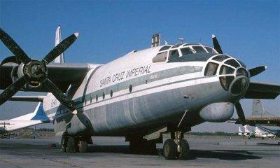 Обзор самолета Ан-8