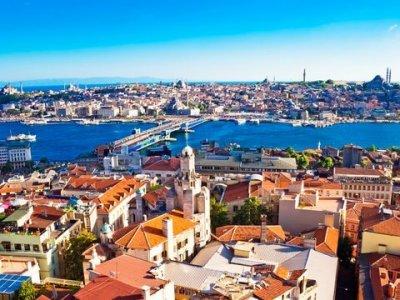 Туристический Стамбул.