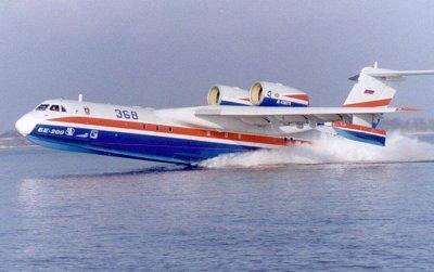 Самолет-амфибия БЕ-200 – конструкционные особенности и применение