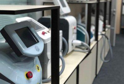 Оборудование для лазерной косметологии